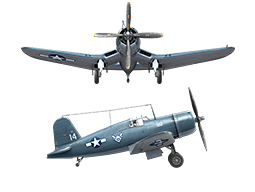 Chance-Vought F4U-4 Corsair